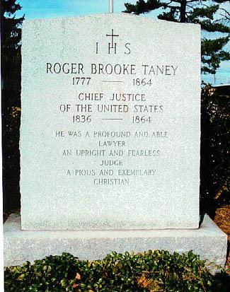Roger Brooke Taney