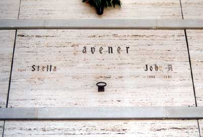 John Adams Jackie Tavener