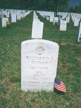 Richard Tonry
