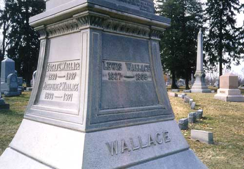 Lewis Lew Wallace
