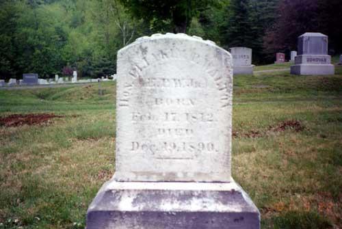 Eliakim Persons E.P. Jr. Walton