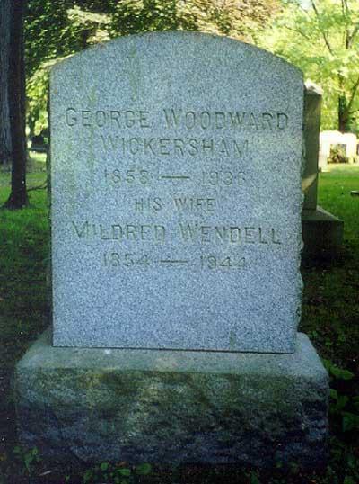 George Woodward Wickersham