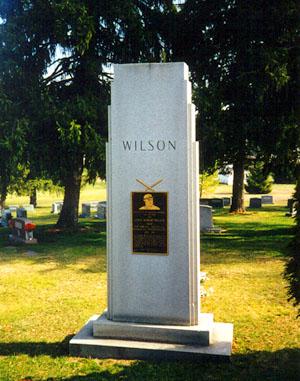 Lewis Robert Hack Wilson
