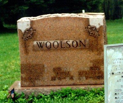 Albert Henry Woolson