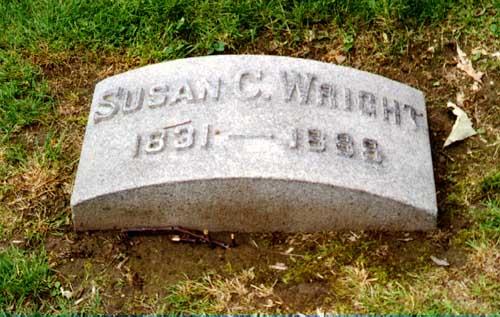 Susan Catherine <i>Koerner</i> Wright