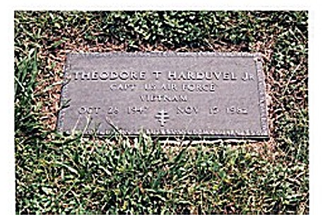 Capt Theodore T Harduvel, Jr