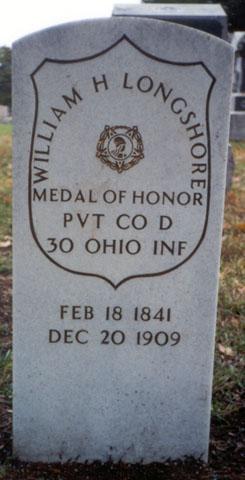 William Henry Longshore