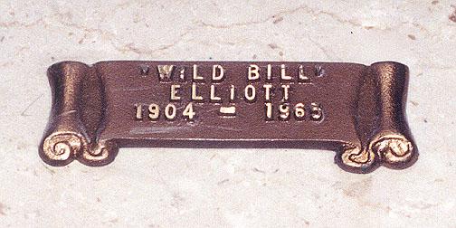 William Wild Bill Elliott