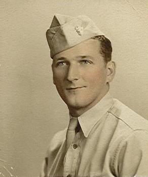 PFC Kenneth Gordon Bud Hippert