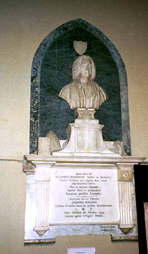 Archbishop Richard 1st Baron Rokeby of Armagh Robinson