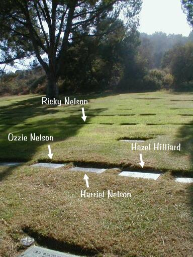 Ricky Nelson (1940-1985) - Find A Grave Memorial