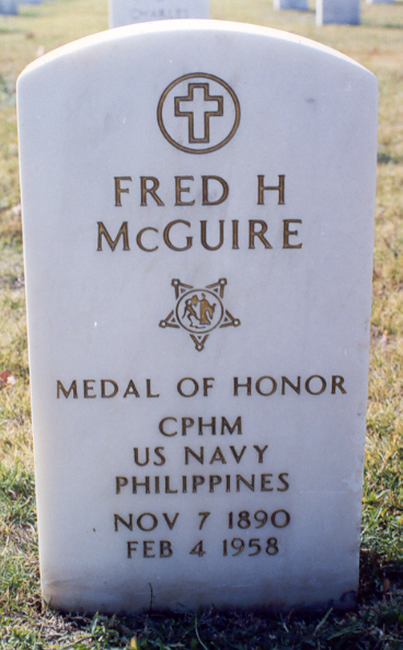 Fred H. McGuire
