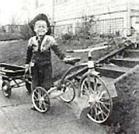 ted bundy early childhood