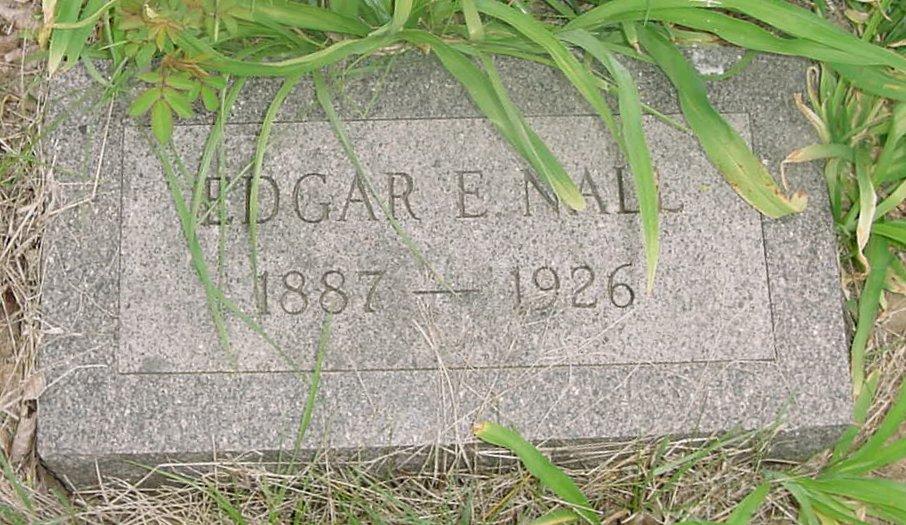Edgar Eugene Nall