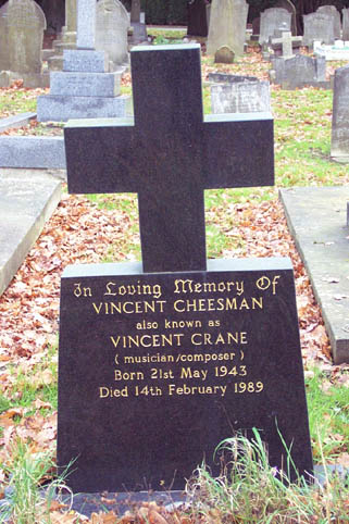 Vincent Crane