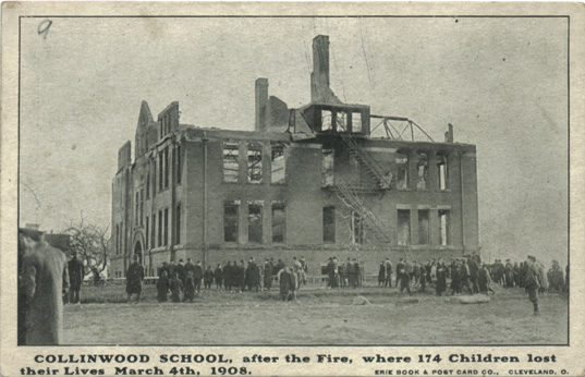 Collinwood School Fire Memorial (Unknown-1908) - Find A