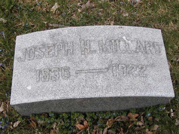 Joseph Hopkins Millard