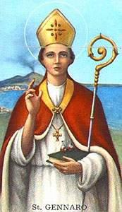 Saint Gennaro