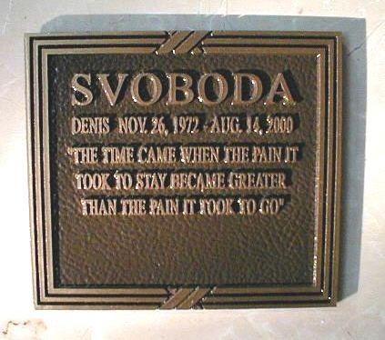 Denis L. Svoboda