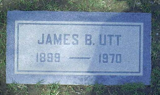 James Boyd Utt