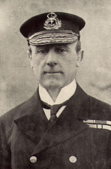 Sir John Rushworth Jellicoe