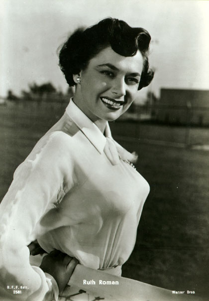 Ruth Roman Of Many Movies She Was In Strangers On A: Find A Grave Memorial