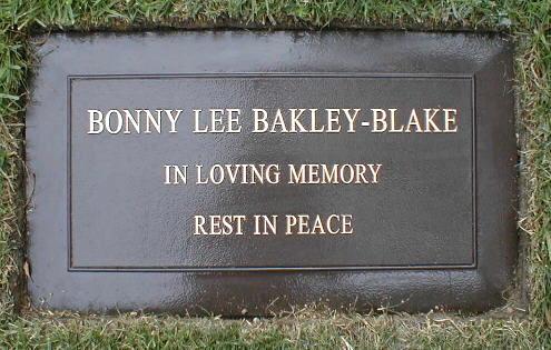 Bonny Lee Bakley Crime Scene Photos