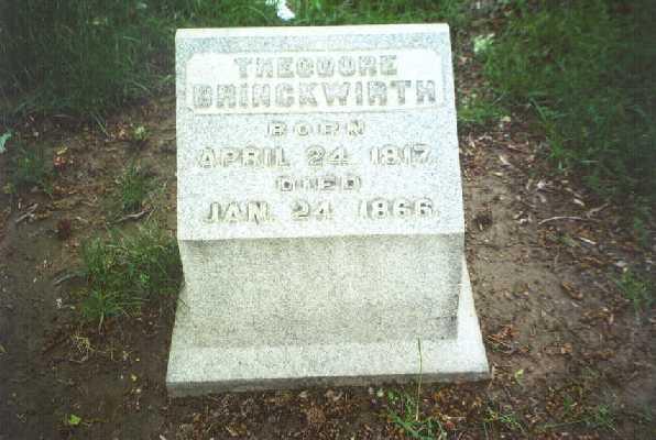 Theo Brinckwirth