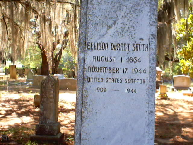 Ellison DuRant Cotton Ed Smith