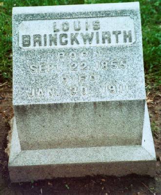 Louis Brinckwirth