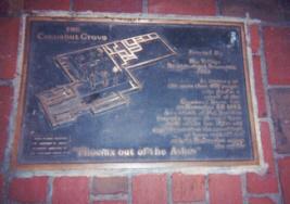 Cocoanut Grove Nightclub Fire Memorial