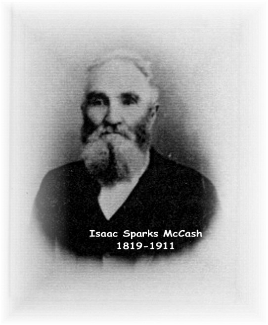 Isaac Sparks McCash