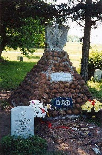 Geronimo (1829-1909) - Find A Grave Memorial