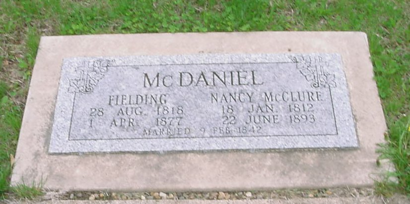 Nancy <i>McClure</i> McDaniel