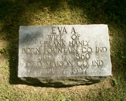 Eva Augusta <i>Simmer</i> Hanly