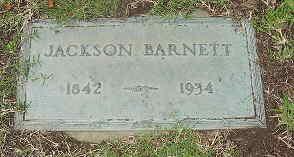 Jackson Barnett