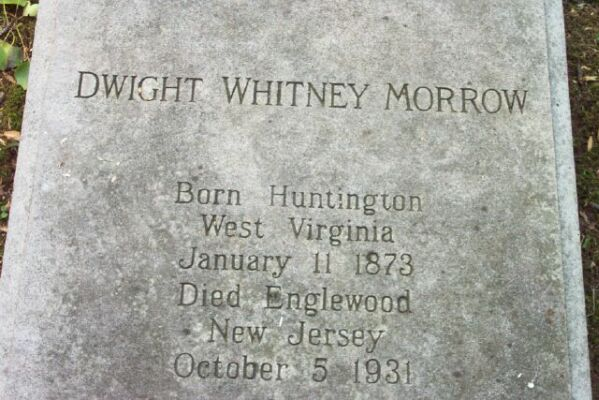 Dwight Whitney Morrow
