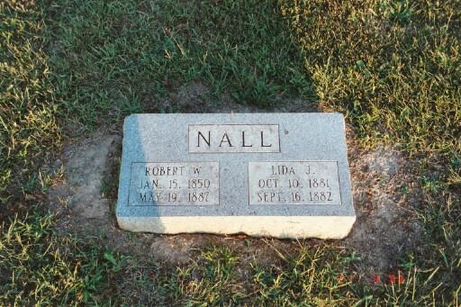 Robert William Nall