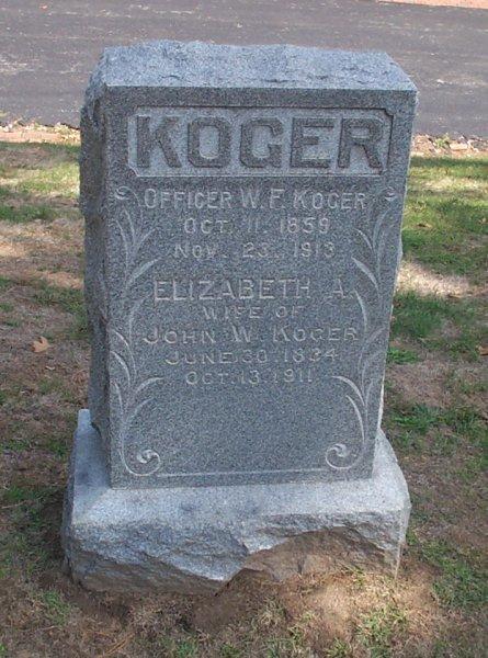 William Franklin Koger