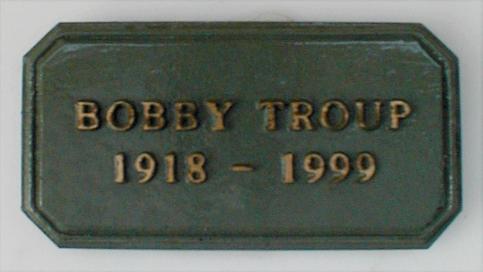 Bobby Troup