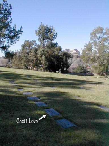 Cecil Dewey Love