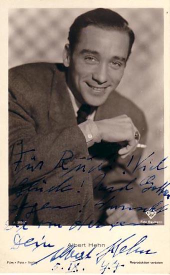 Albert Hehn