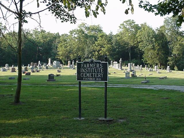 Farmers Institute Cemetery