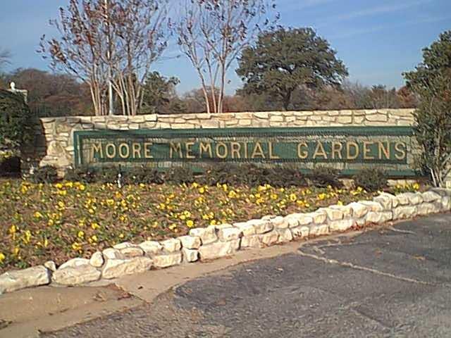 Moore Memorial Gardens Cemetery