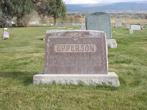 Tipton Elias Epperson