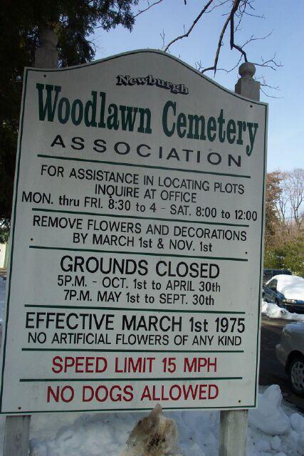 Woodlawn Cemetery Association