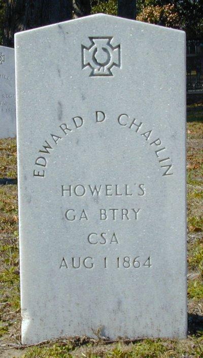 Edward D. Chaplin