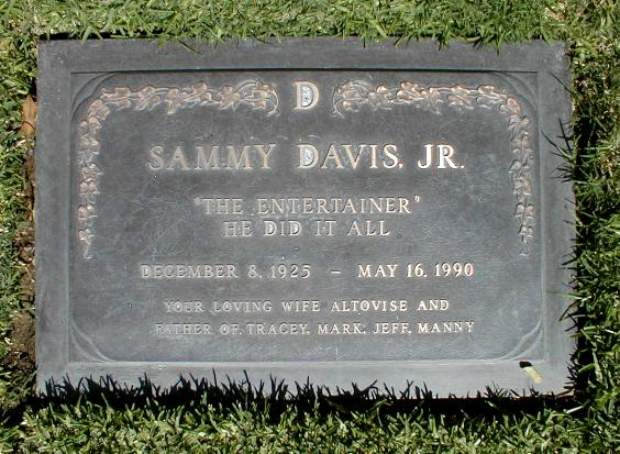 Image result for the death of singer sammy davis jr.