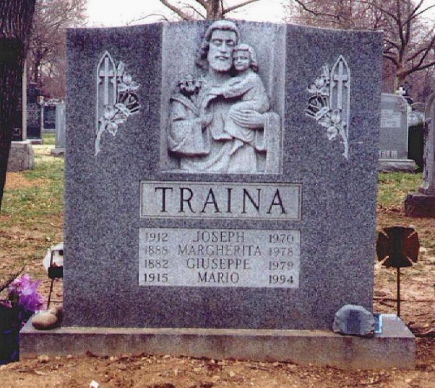 Mario Traina (1915 - 1994) - Find A Grave Photos