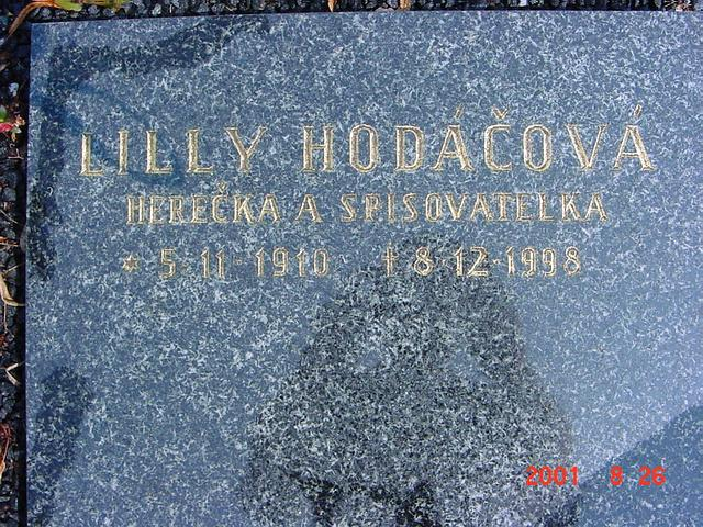 Lilly Hodácová
